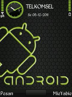 tema android Symbian s60v2